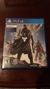 Destiny Sony PS4 game case Great Falls, 59404