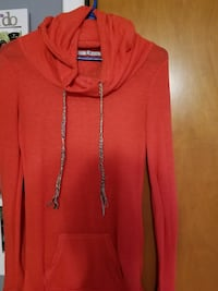 red pullover hoodie Warrensburg, 64093