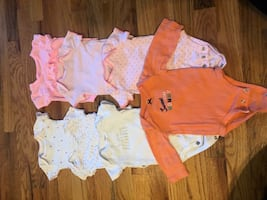 Baby girl 3 month clothing