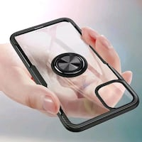 iPhone 11 Case With Stand Magnetic Ring  Mississauga, L5L 3T9