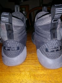 Leabron 11 soldiers size 12 grey Tulsa, 74127