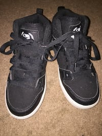 pair of black Nike high-top sneakers Northwood, 03261