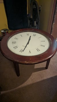 Clock Table