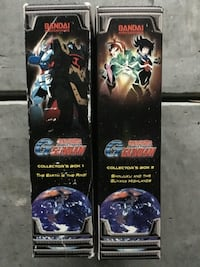 Mobile G Gundam Collection 1 & 2 Elgin, 29045