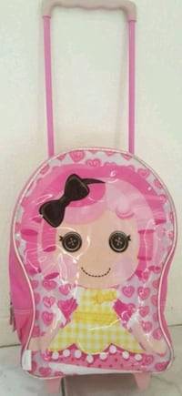 Lollylopsy Kids Small Luggage