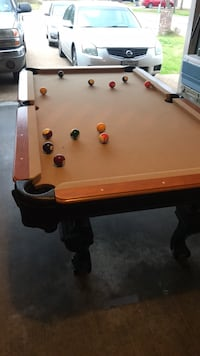 brown and black billiard table College Station, 77845