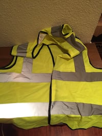 High visibility jacket Berlin, 12055