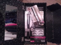 Assorted makeup & makeup box Winnipeg, R2V 0L4