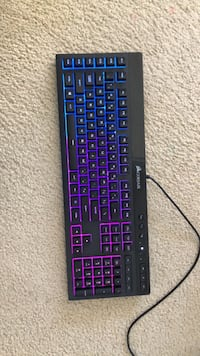 K55  Corsair Gaming Keyboard RGB Falls Church, 22041