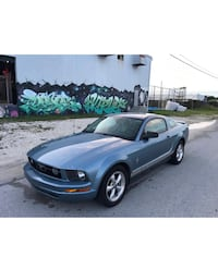 2007 Ford Mustang Miami