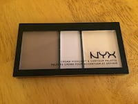 Nyx creme highlight & contour palette Savannah