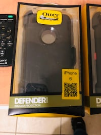 OtterBox,LifeProof cases Galaxy s4, s5 with clip iPhone5,6/6 w/retail