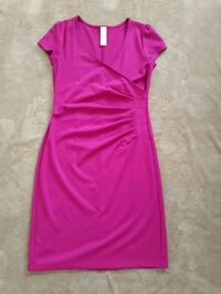 Brand New Elegant Raspberry/Purple Dress  Toronto, M9N 0A4