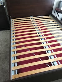 Full Ikea Bed Frame Germantown
