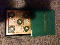 Oakmont collection game tic tac toe. brand new still in box... Hagerstown