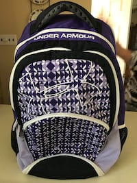 Under armour back pack.