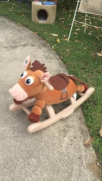 rocking horse and talks and sings North Middletown, 07748