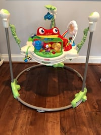 Fisher Price rainforest jumparoo bouncer  Chevy Chase, 20815
