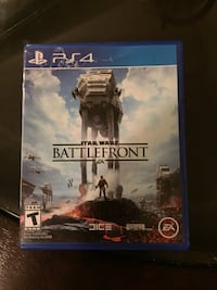 Sony ps4 star wars battlefront game  Odenton, 21113
