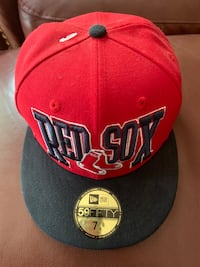Boston Red Sox hats 7 1/4 Goffstown, 03045