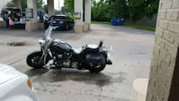black and gray touring motorcycle Baytown, 77521