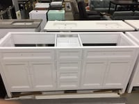 American Grace Inspiration 72 in. Vanity Cabinet Only Houston, 77036