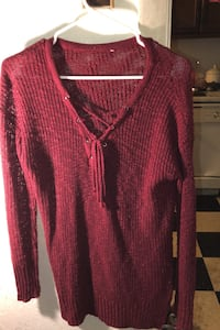 Woman's Pullover Sweater