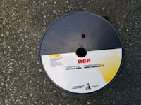New RG6 RCA coaxial cable (500 ft) 546 km