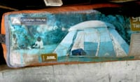 blue and white dome tent bag Garden Grove, 92840