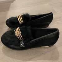 Black loafer size 7