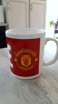 KEANE MANCHESTER UNITED Coffee mug- NEW