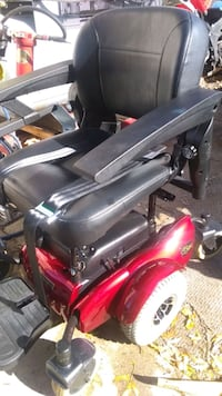 Golden Compass GP600 mobility chair