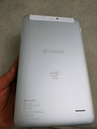 Reeder tablet