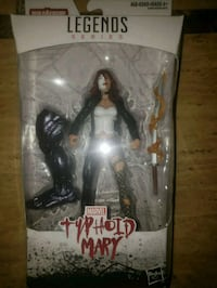 Marvel Legends Venom Baf Typhoid Mary Chicago, 60601