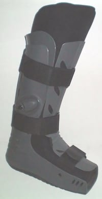 Air Walker Walking Boot Or Brace Size Large London