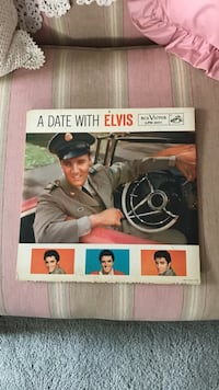 A date with elvis vinyl album 26 mi