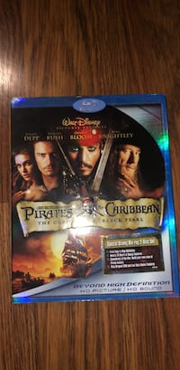 Pirates of the Carribean DVD New York, 11237