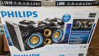 Philips ideal party machine box