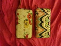 two pink and green floral iPhone cases Evansville, 47713