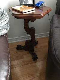 Would decorative table