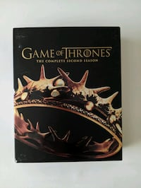 Game of Thrones - Season 2 - Blu-ray Vancouver, V5X 3Z8