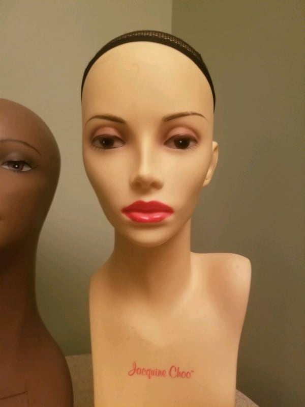 Myannequin Bust Wig Forms...great for hats amd necklaces as well wigs 1fb1d0a9-2385-45d9-981e-efde1491f138