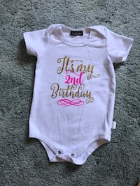 2nd Bday outfit