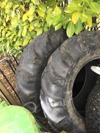 Tractor tires  Vancouver, V5K