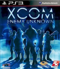 XCOM: Enemy Unknown - Playstation 3 COLOMBO