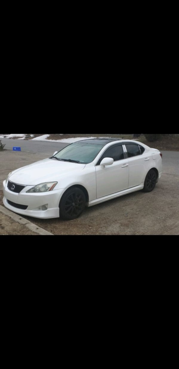 Used 2008 Lexus IS 250 AWD For Sale In Rehoboth