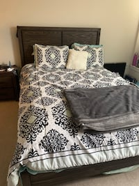 Queen Bed Frame (purchase other pieces separately)  Alexandria, 22314