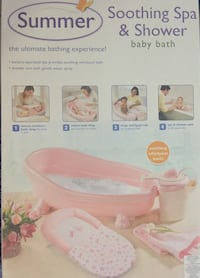 Summer infant deluxe baby bather box Centreville, 20121