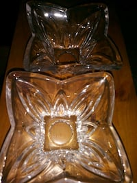 Crystal candle holders El Paso, 79915