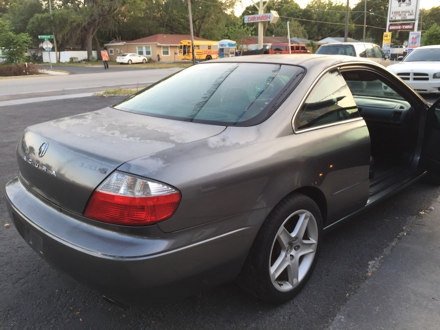 florida tampa palms cars and motors 2003 acura cl type s 6 speed. Black Bedroom Furniture Sets. Home Design Ideas